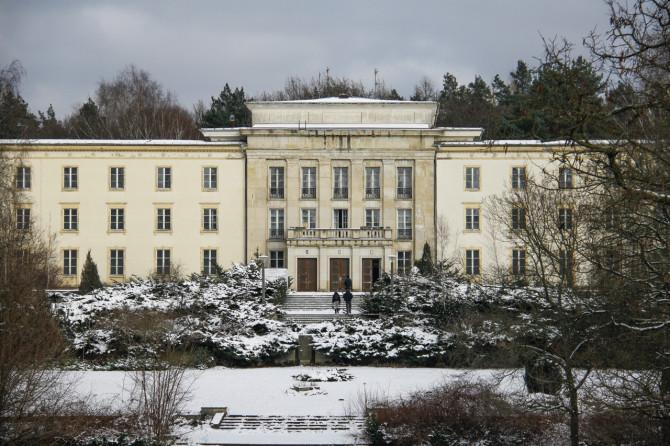 FDJ Jugendhochschule Bogensee © Bernd Wonde
