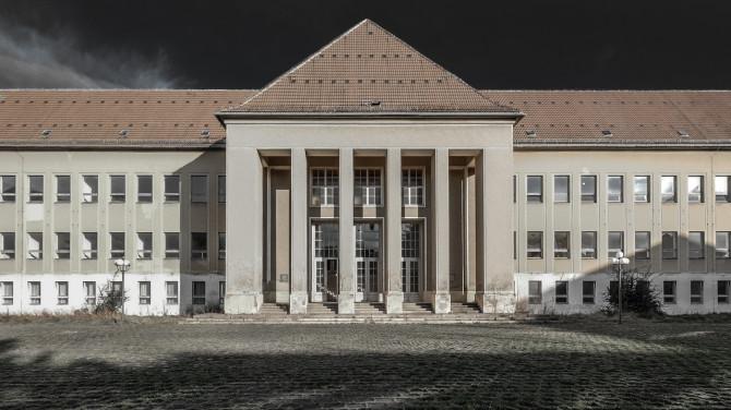 Eliteinternat Ballenstedt Portal © Bernd Wonde