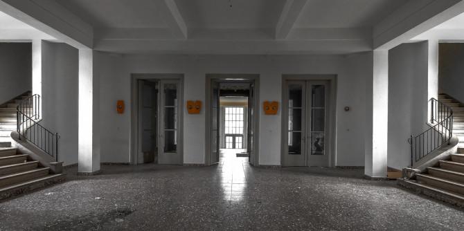 Eliteinternat Ballenstedt Foyer © Bernd Wonde