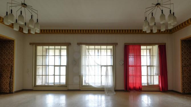 Eliteinternat Ballenstedt Tanzsaal © Bernd Wonde