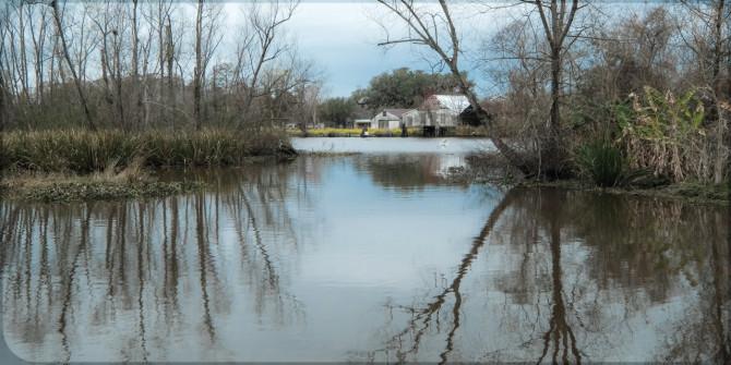 Louisiana County USA © Bernd Wonde