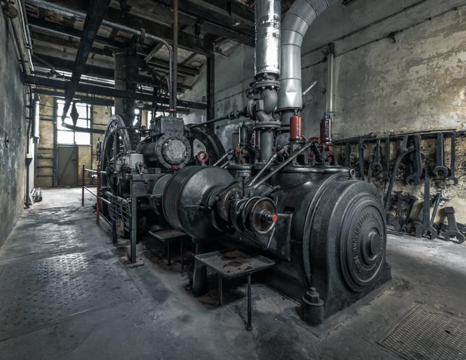 Brikettfabrik Schwarze Louise © Bernd Wonde