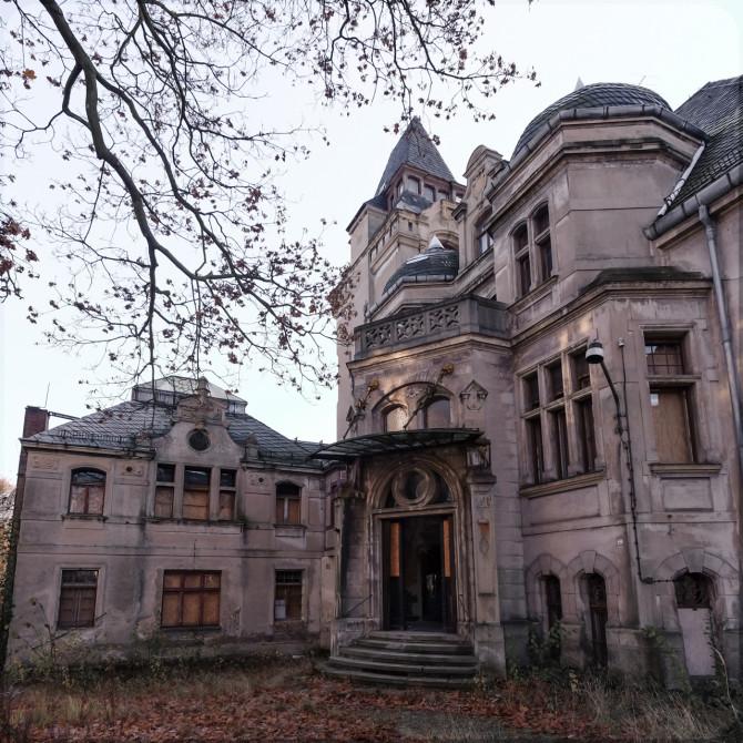 Villa Haghspil © Bernd Wonde