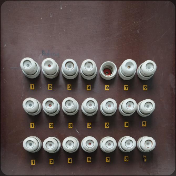 Sicherungskasten Detail © Bernd Wonde