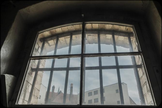 JVA-Gitterstäbe Gefängnis © Bernd Wonde