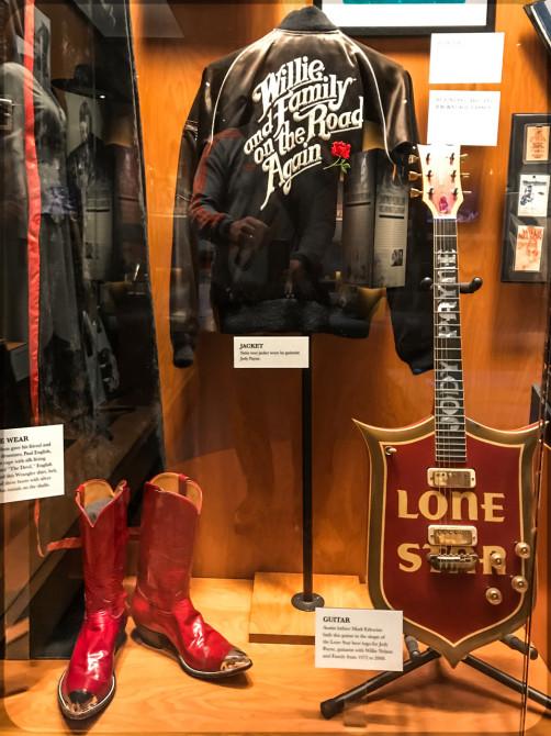 Nashville Musical of Fame Devotionalien © Bernd Wonde