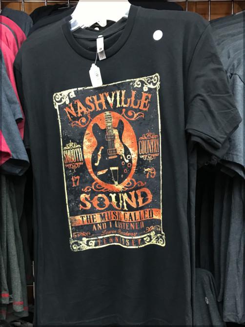 Nashville Broadway T-Shirt © Bernd Wonde
