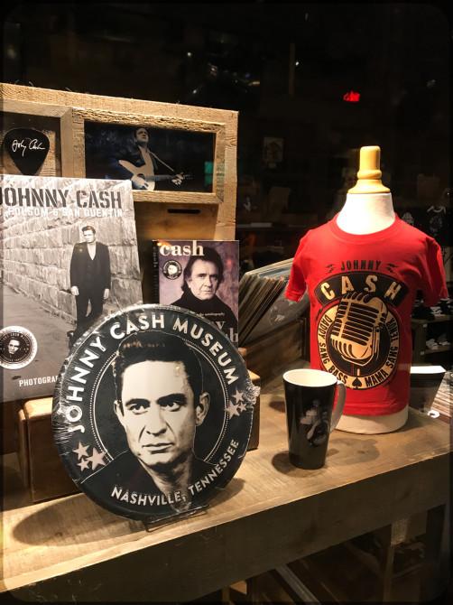 Nashville Johnny Cash-Museum © Bernd Wonde