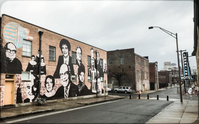 Memphis National Civil Right Museum © Bernd Wonde