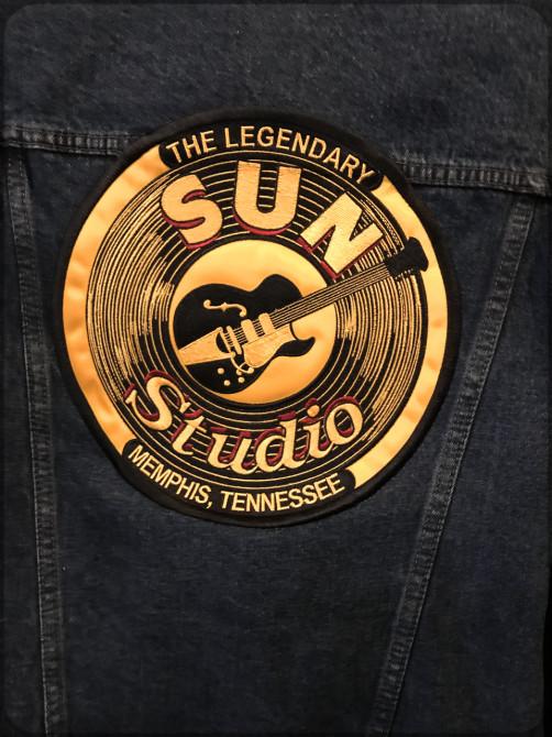 Memphis Sun Studio T-Shirt © Bernd Wonde