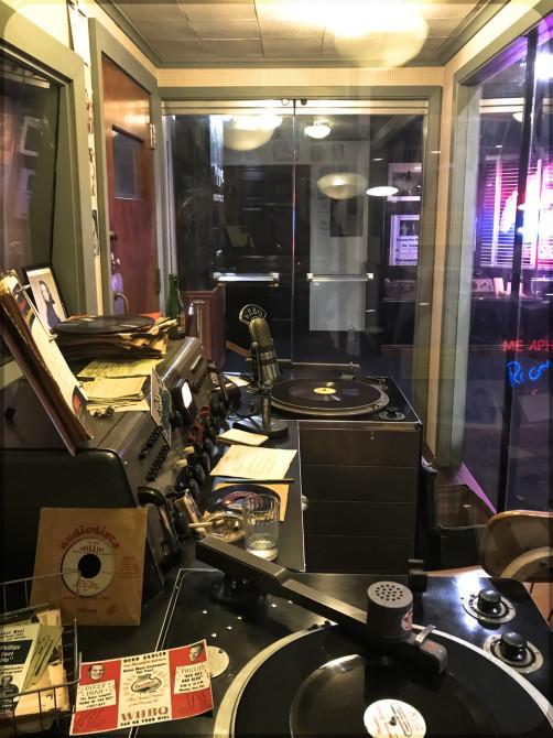 Memphis Sun Studio Tonstudio © Bernd Wonde