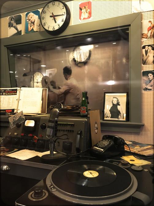 Memphis Sun Studio Tonstudion © Bernd Wonde