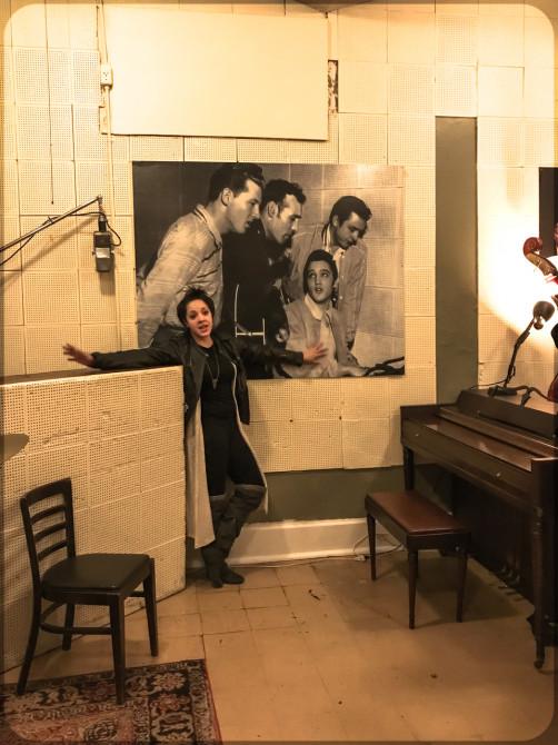 Memphis Sun Studio Aufnahmestudio © Bernd Wonde