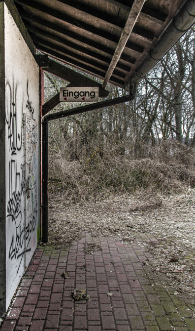 Plänterwald / Spreepark © Bernd Wonde