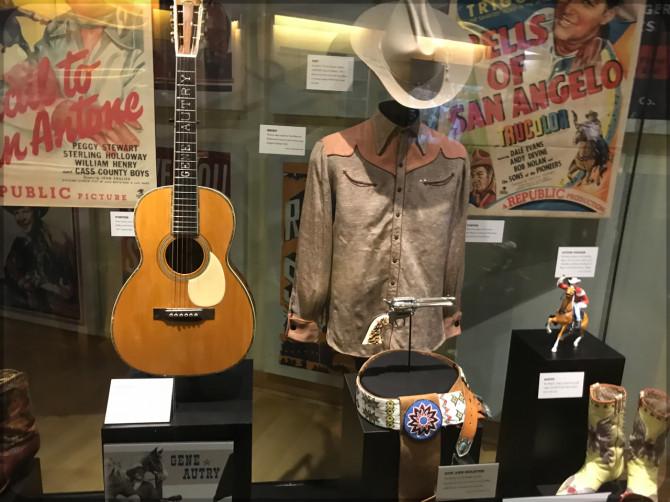 Nashville Musical of Fame Devotionalien © Marita Persian